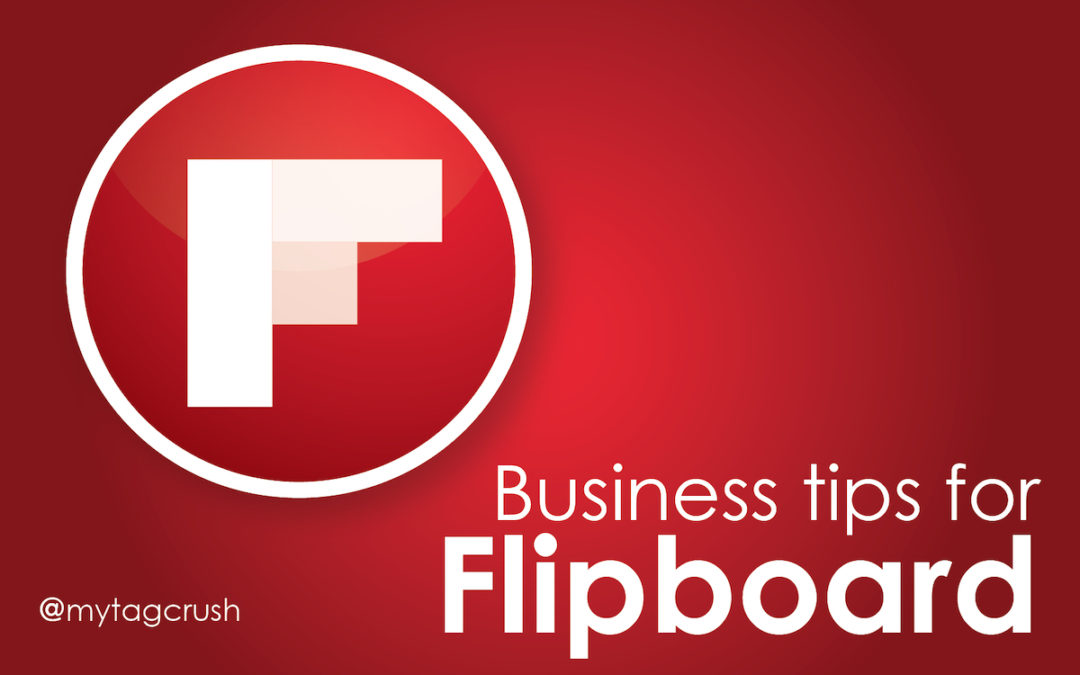 Flipboard tips for small business