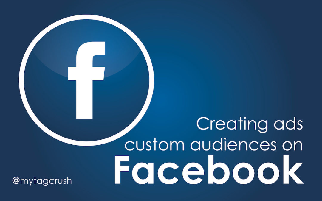 Creating Facebook custom audiences