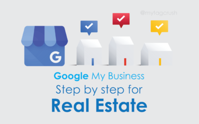 "Step by Step to ""Google My Business"" for real estate agents"